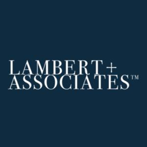 Group logo of Lambert + Associates